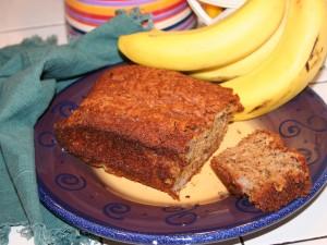 Grandma's Yummy Banana Bread